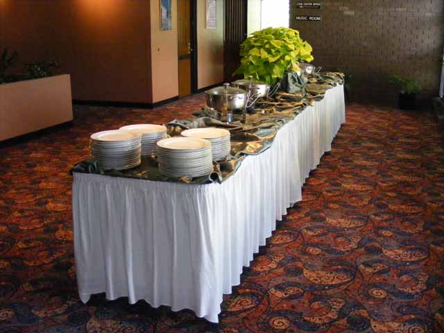 Catering Make Your Dream Day A REALITY